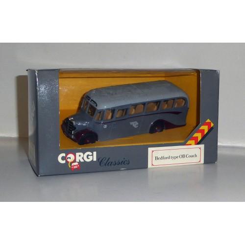 Corgi Classics 'Classic Coaches' Bedford OB Coach Boxed C949/12