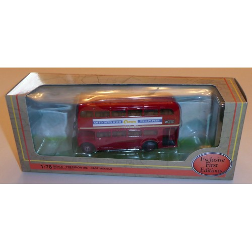 London Transport RM Routemaster EFE model 15635F Route 609 - ONLY 256 PRODUCED
